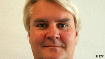 Carl Gustaf Lundin, director del Programa Global Marino y Polar de la UICN.