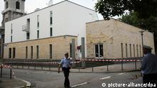 Synagoge Brandanschlag Wuppertal 29.7.