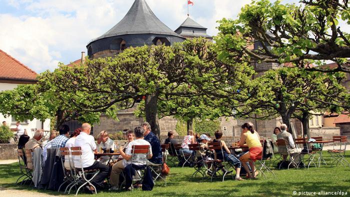 Bildergalerie Biergärten in Deutschland