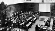 Nürnberger Kriegsverbrecher Prozess