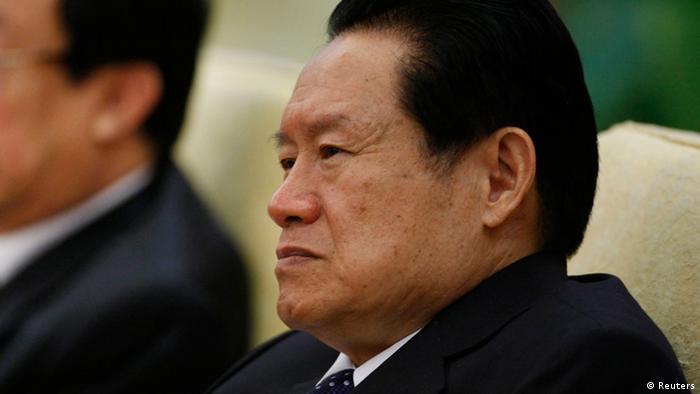 Zhou Yongkang (Reuters)