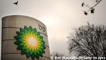 Logo BP British Petroleum