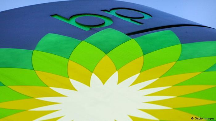 Logo BP British Petroleum