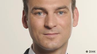 Тобиас Бауман, эксперт Объединения торгово-промышленных палат Германии