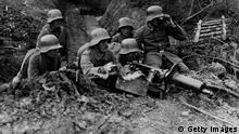 Symbolbild - Erster Weltkrieg