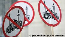 Symbolbild - Islamfeindlichkeit