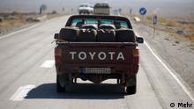 Schmuggel von Diesel in Sistan Baluchestan, Iran