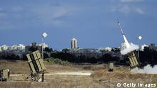 Symbolbild - Iron Dome (Getty Images)