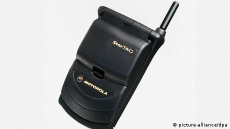 Mobiltelefon - Motorola StarTAC