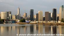 Buenos Aires skyline, Argentina.