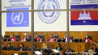 Kambodscha Anhörung Prozess gegen Roten Khmer in Phnom Penh