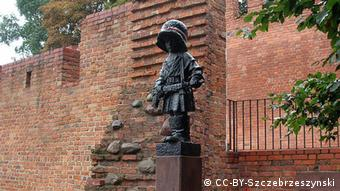 The Little Resistance Fighter statue, Warsaw (Photo: Wikimedia Commons)