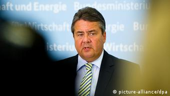 Sigmar Gabriel. (Photo: Daniel Bockwoldt/dpa)