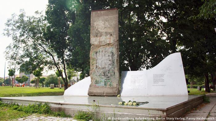 Bildband Die Berliner Mauer in der Welt