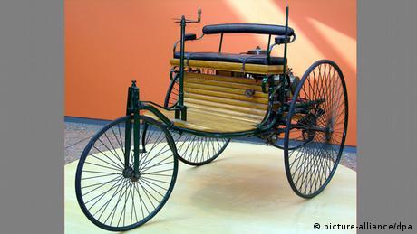 Daimler-Museum in Sindelfingen