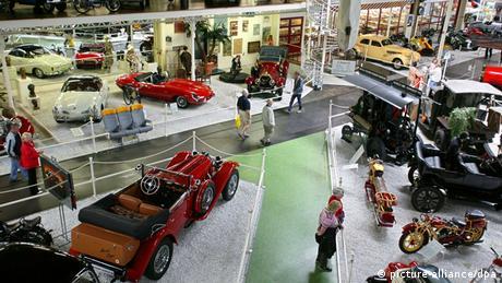 Sinsheimer Auto&Technik Museum