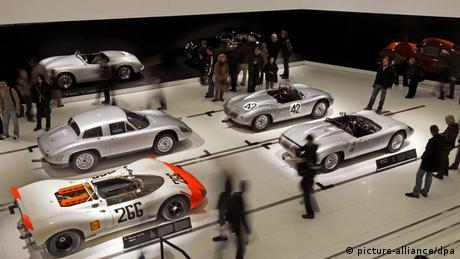 Porsche-Museum Stuttgart