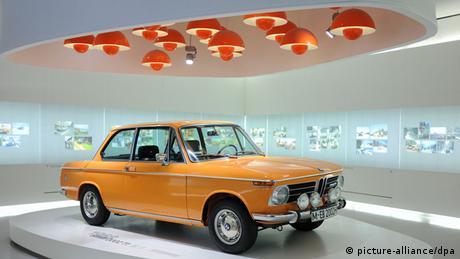 BMW-Museum in München