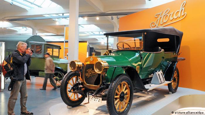 August Horch Museum Horch 12