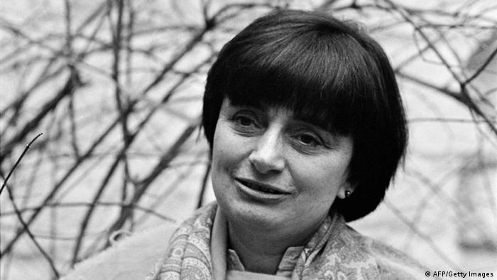 Agnes Varda 1986 (AFP/Getty Images)