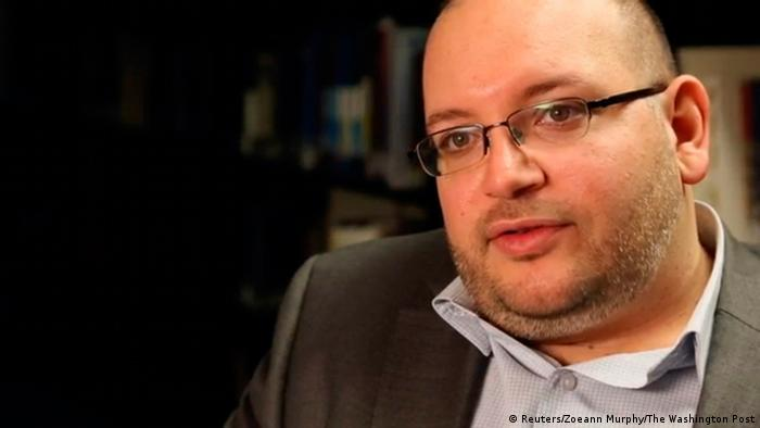 Der US Journalist Jason Rezaian (Foto: ap)