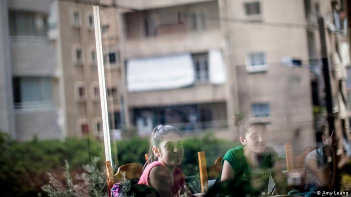 Kinder Syrien Schule Bildung Libanon