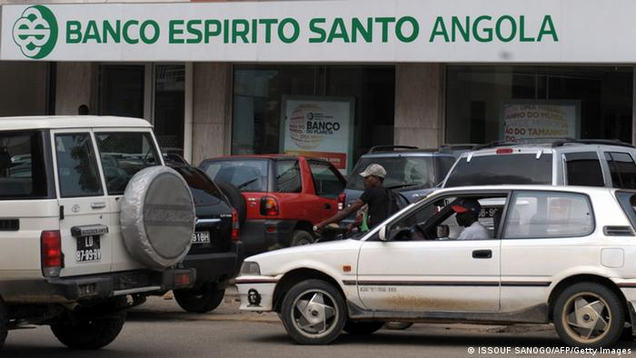 Banco Espirito Santo Angola