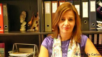 Porträt Teresa Boino