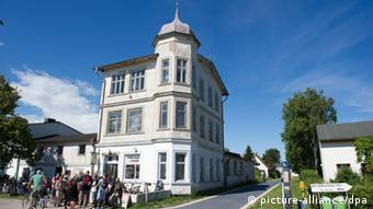 Hiddensee Ferienheim