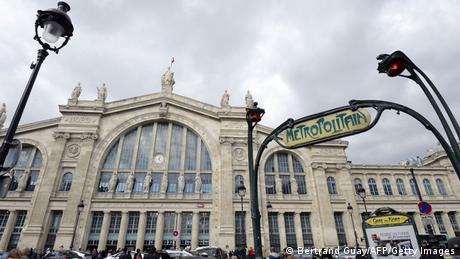 Paris' Gare du Nord