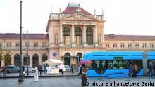 Bildergalerie Die schönsten Bahnhöfe Europas