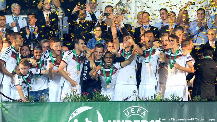 U 19 EM Deutschland Nationalmannschaft