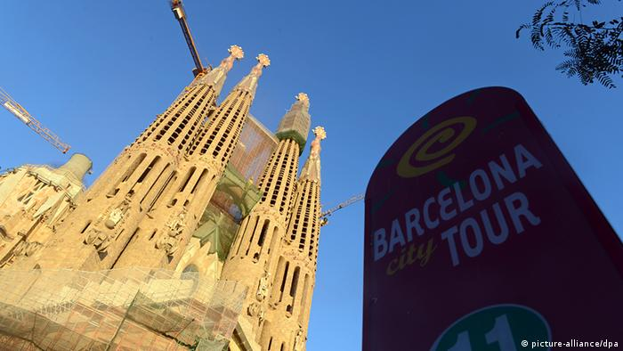 Gaudis Sagrada Familia To Become Worlds Tallest Church In