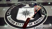 Symbolbild CIA Saubermachen