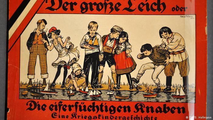 Deutschland Geschichte Ausstellung Bilderbuch Museum Troisdorf Erster Weltkrieg