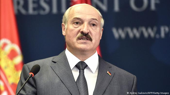 Alexander Lukashenko (Photo: ANDREJ ISAKOVIC/AFP/Getty Images)
