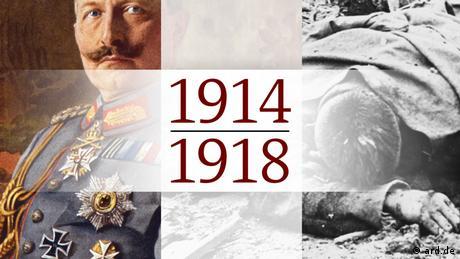 ARD-Sonderseite Erster Weltkrieg