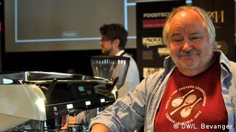 Alf Kramer is Norway's Mr Coffee