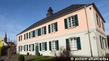 Robert Schumann-Haus in Bonn-Endenich