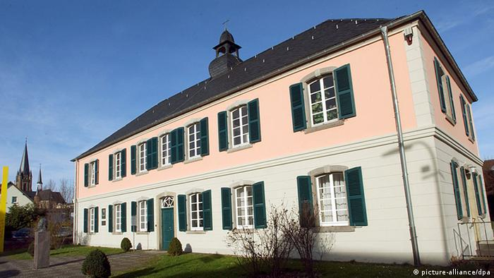 Robert Schumann-Haus in Bonn-Endenich (picture-alliance/dpa)