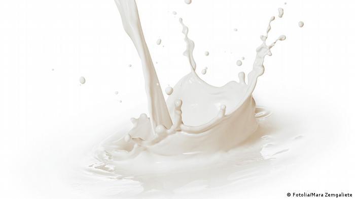 Symbolbild Milch
