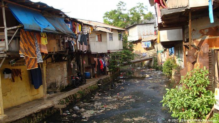 Armut in Indonesien