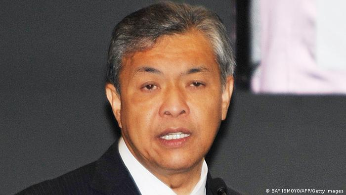 Ahmad Zahid Hamidi Verteidigungsminister Malaysia (BAY ISMOYO/AFP/Getty Images)