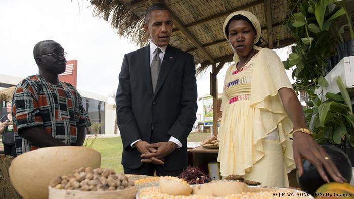 Cúpula EUA-África reúne 50 chefes de Estado em Washington