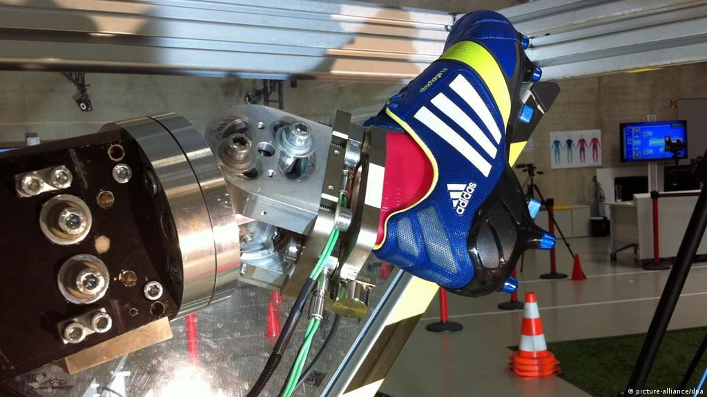 Adidas to sell robot-made shoes in