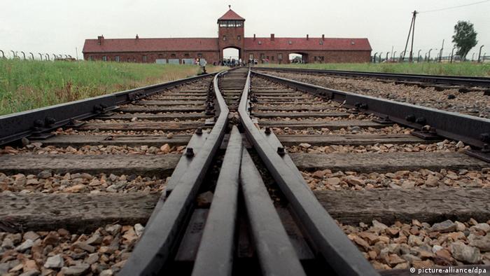 Vernichtungslager Auschwitz-Birkenau (picture-alliance/dpa)