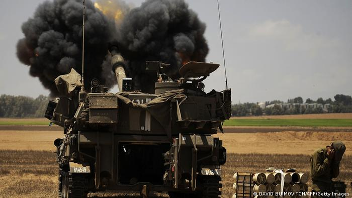 Nahostkonflikt Gazastreifen. (Foto: DAVID BUIMOVITCH/AFP/Getty Images)