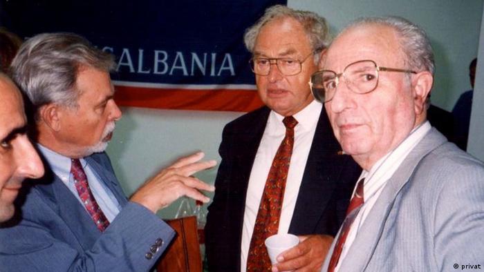 Idriz Bardhi Albanien Botschafter 1984 (privat)