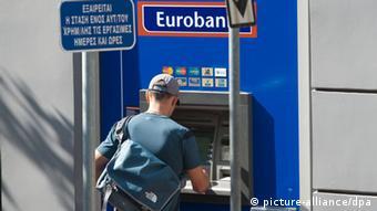 Griechenland Banken Eurobank