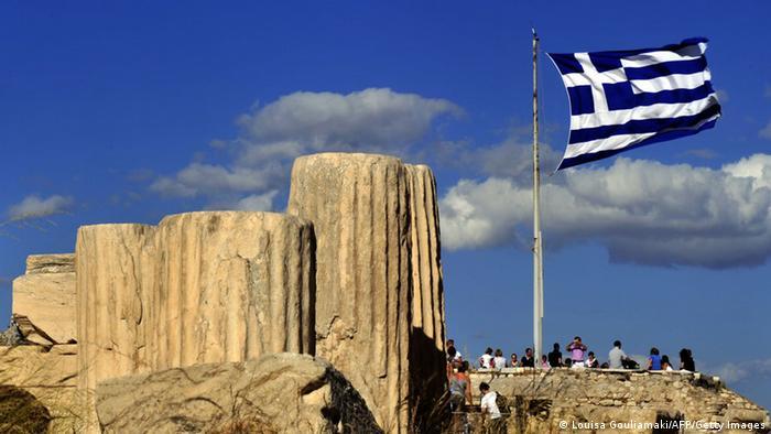 Symbolbild Griechenland Urlaub Tourismus (Foto: AFP)